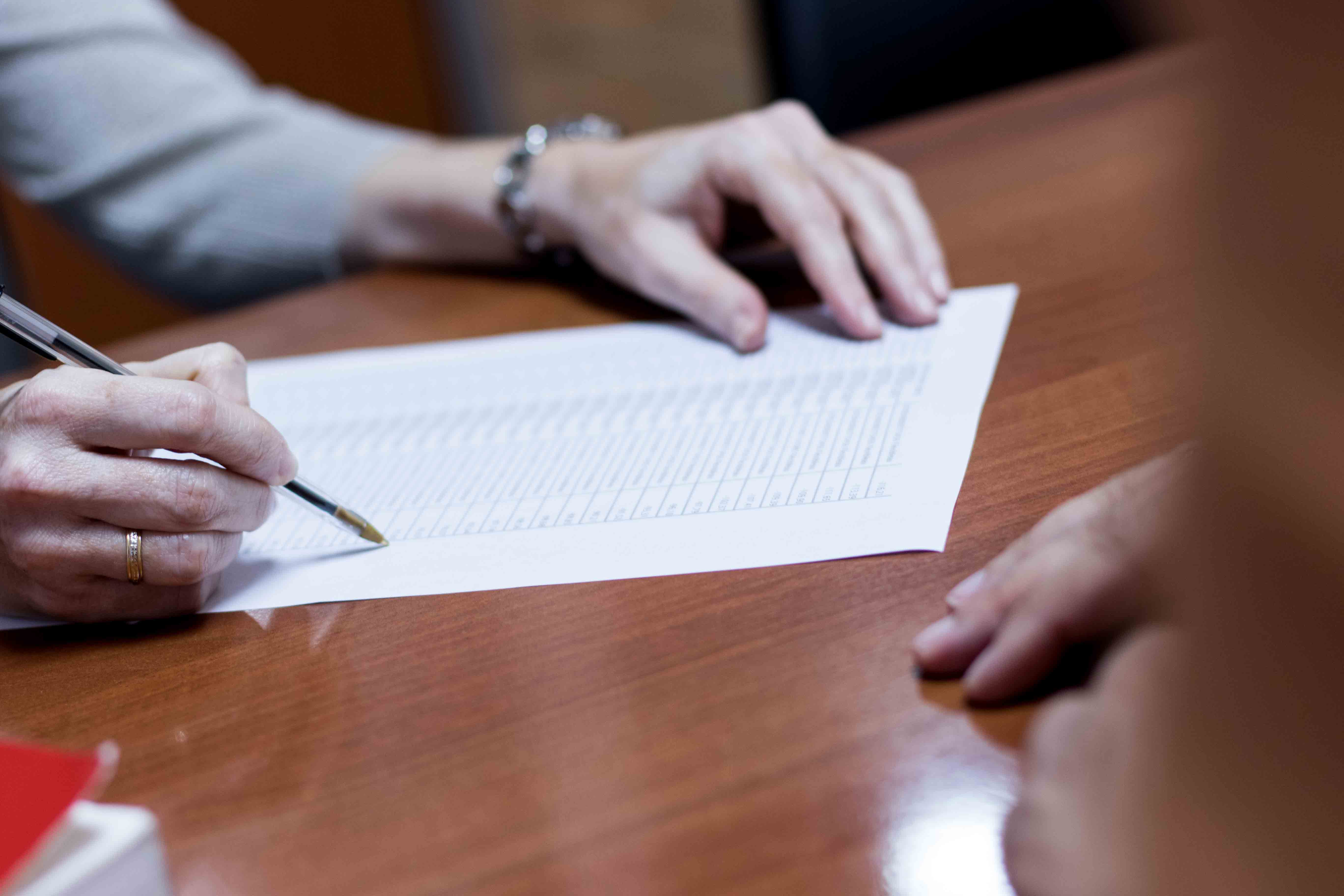 Cierre fiscal y contable. González Abogados y Asesores